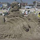 Neptune Bolsa Chica State Beach, CA USA by leih2008