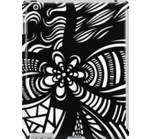 Floral Abstract iPad Case/Skin