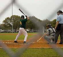 Le Baseball by Alecia Trauscht