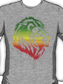 King of the Pride RASTA T-Shirt