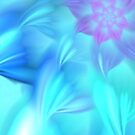 Winter Bloom by Rhonda Blais