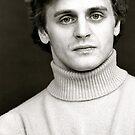 Baryshnikov in 1979 by Daniel Sorine
