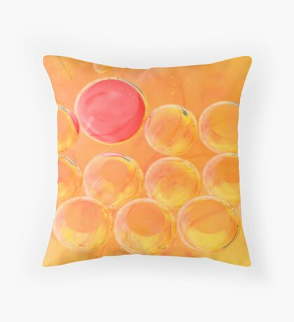 Daring To Be Different  Throw Pillow