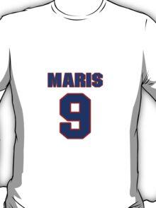 National baseball player Roger Maris jersey 9 T-Shirt