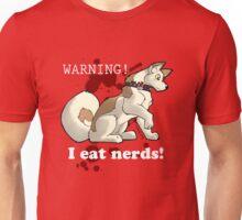 I eat nerds Unisex T-Shirt