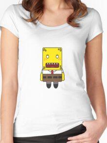 Spongebob! Women's Fitted Scoop T-Shirt