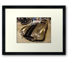 Cobra Replica Framed Print