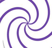 Mandala 12 Purple Haze Sticker
