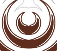 Mandala 8 Chocol'Art Sticker