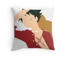 One Piece Luffy Throw Pillow