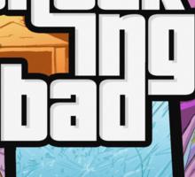 Breaking Bad: GTA (Clean) Sticker