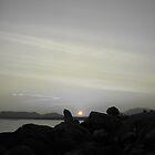 Completely Non-Phallic Sunset by Sam Reynolds