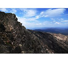 Mt. Buffalo... Photographic Print