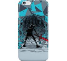 The Ice Awakens iPhone Case/Skin