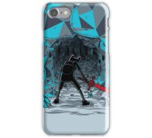The Ice Awakens iPhone Case/Skin