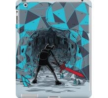 The Ice Awakens iPad Case/Skin
