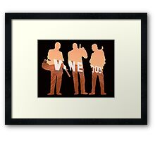 Vinewood Trio Framed Print