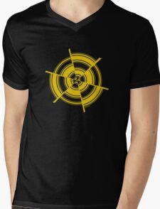 Mandala 28 Yellow Fever Mens V-Neck T-Shirt