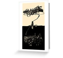 A Tale of ∞ Cities Greeting Card