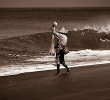 Bali Fishing by wellman