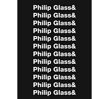 Philip Glass ad nauseum Photographic Print