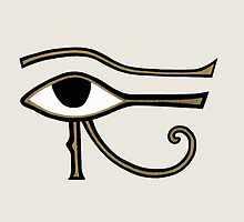 Eye Of Horus  by Stacey Roman
