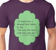 To Live A Thousand Lives Unisex T-Shirt