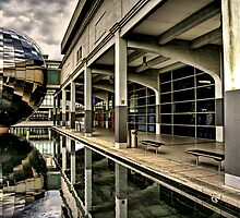 The Future of Bristol by Alan Watt