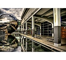 The Future of Bristol Photographic Print