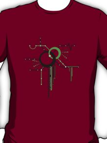 LIGHTSPEED STATION (The Future of Travel) T-Shirt