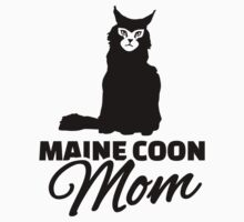 Maine coon cat mom One Piece - Short Sleeve