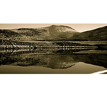 Mirror Of Magic Reservoir Photographic Print