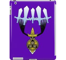 Aegislash used Swords Dance! iPad Case/Skin
