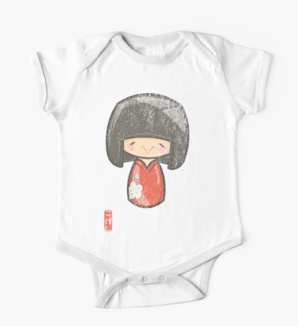 Kokeshi [Special Lucky Toy Box} One Piece - Short Sleeve