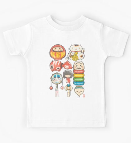 [Special Lucky Toy Box] Kids Tee