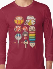 [Special Lucky Toy Box] Long Sleeve T-Shirt