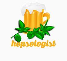 Funny Beer Drinker: Hopsologist Unisex T-Shirt