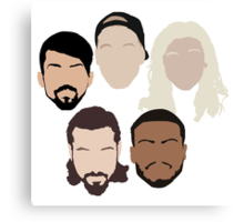 PTX Canvas Print