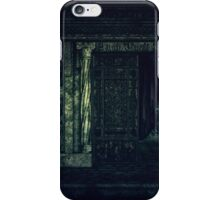Cemetery Crypt iPhone Case/Skin