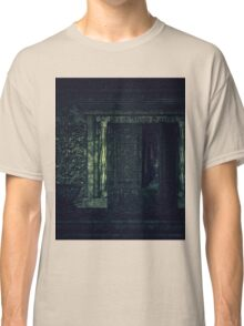 Cemetery Crypt Classic T-Shirt