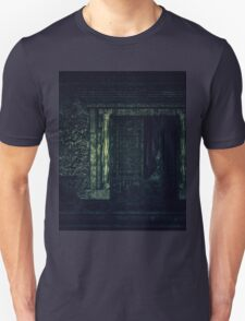 Cemetery Crypt Unisex T-Shirt
