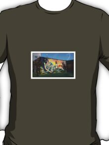 Welcome to St Pauls from Silent Hobo T-Shirt
