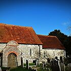 St Andrews Church FORD by mrcoradour