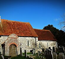 St Andrews Church FORD by Malcolm Chant