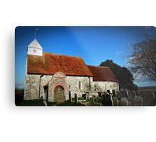 St Andrews Church FORD Metal Print