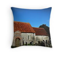 St Andrews Church FORD Throw Pillow
