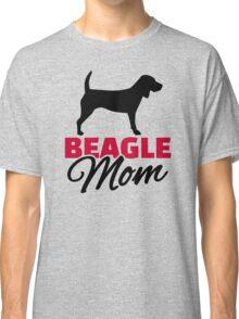 Beagle Mom Classic T-Shirt