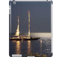 Full Moon @ Skiathos Island iPad Case/Skin