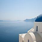 Santorini by luxquarta
