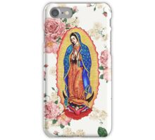 Virgin of Guadalupe iPhone Case/Skin